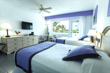 Double Rooms - Hotel Riu Plaza Miami Beach - Miami Beach, Florida